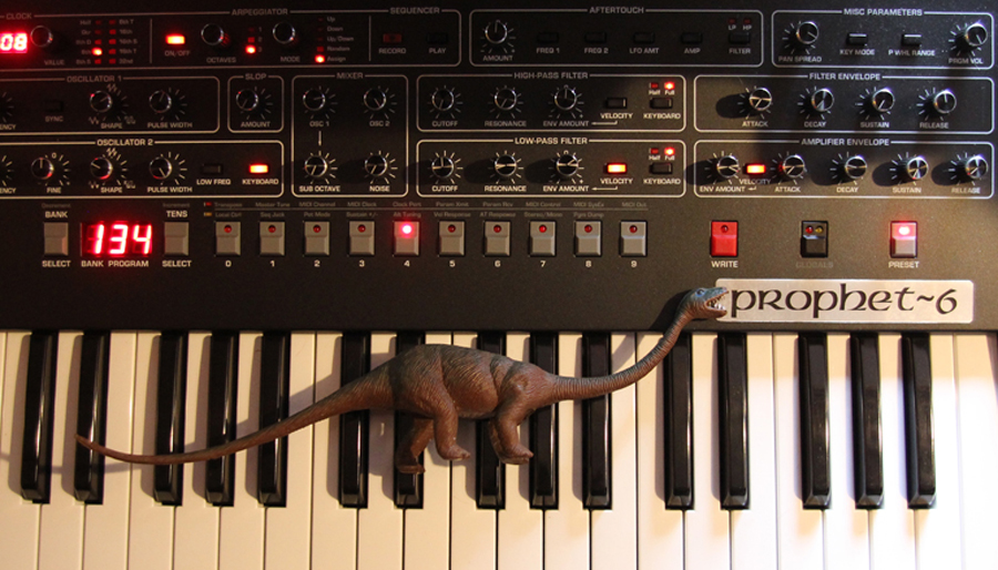 Sequential  (Dave Smith instruments) Prophet-6