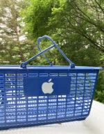 7月1日レジ袋有料化を前にコンビニ用MYかごを制作